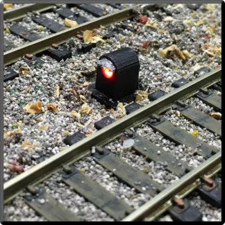 "DWARF SIGNALS ""Light up your train layout with dwarf signals…"""