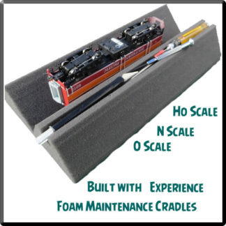Foam Maintenance Cradle